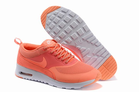 air max thea rose saumon pas cher