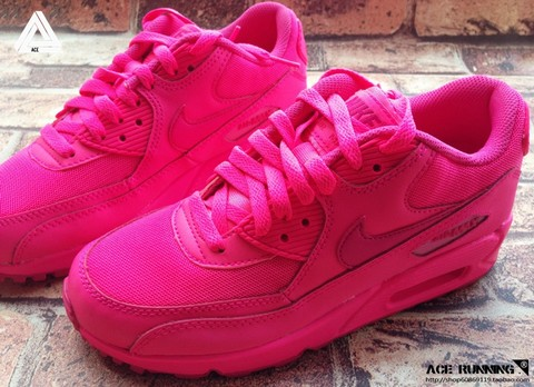 timeless design 925dd aa8fc nike air max 90 hyperfuse rouge fluo pas cher